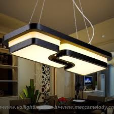 acrylic pendant ceiling lamp dimmable