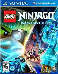 LEGO Ninjago Nindroids - PlayStation: PS Vita game