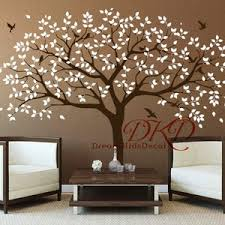 Family Tree Wall Decal Tree Wall Decals For Nursery Vinyl Etsy