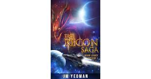 The Recon Saga - Okian Legacy - Episode 1 by JM Yeoman