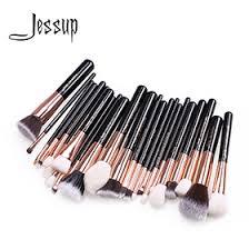 jessup brushes 25pcs rose gold black