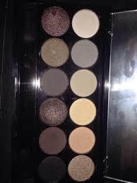 eyeshadow palette au naturel 601