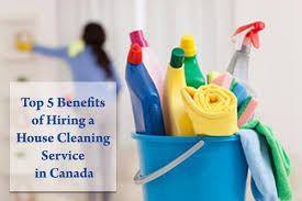 Top 5 Benefits of Hiring a House Cleaning Service in Canada - Skilli