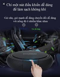 Máy lọc không khí, khử mùi ô tô, xe hơi cao cấp Hyundai HY-12 , mang đến 1  bầu không khí trong lành tự nhiên - Siêu thị đồ chơi xe hơi