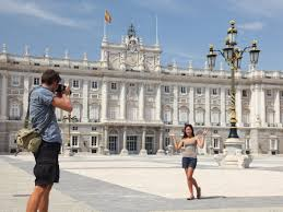 Image result for visit Madrid in Spain