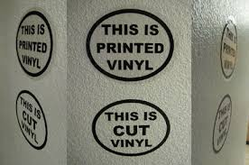 The Difference Between Printed Vinyl And Cut Vinyl Decals