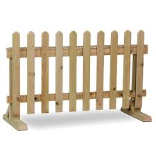 Outdoor Fence Divider Panel Springboard Supplies