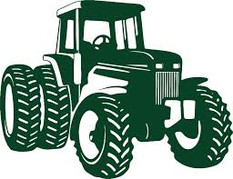 For Large Farm Tractor Agriculture Car Truck Window Laptop Vinyl Decal Sticker Car Styling Car Stickers Aliexpress