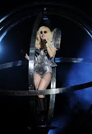 a performing bad romance