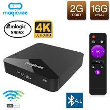 Android TV Box MAGICSEE N5 | Thiết bị thông minh shop