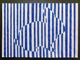 Des animaux en code-barres, à la manière de Vasarely ~ La Classe ...