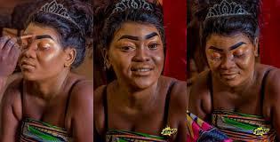 makeup artist ruined her