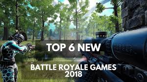 uping battle royale games in 2018