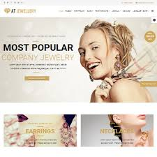 free at jewellery joomla template