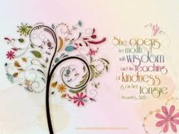 scripture proverbs 31 26 wallpaper