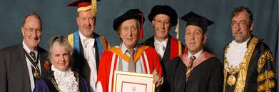 quotes from honorary graduates chester university of chester