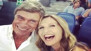 Silvio Testi, marito Lorella Cuccarini: due genitori orgogliosi