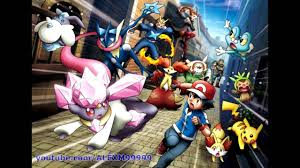 Pokémon the Movie: Diancie and the Cocoon of Destruction Greek ...