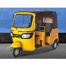 MGE Yellow TVS King Aftermarket 3 WH / Three Wheeler Tuk Tuk Auto ...