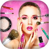 free face makeup selfie makeover