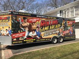 Video Game Truck Trailer in New York ...