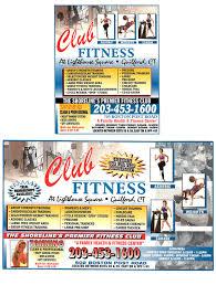 club fitness william koontz graphic