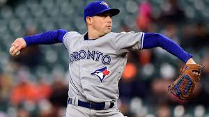 Blue Jays RHP Aaron Sanchez comes clean on suitcase injury