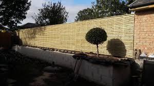 Tempo Slats Contemporary Fence Panel Www Contemporarygarden Co Uk