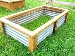 building your own raised garden bed