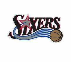 Philadelphia 76ers Sixers Nba Sticker Vinyl Decal 4 689 Ebay
