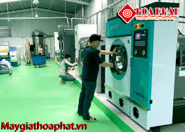 Bảng báo giá máy giặt khô công nghiệp OASIS nhập khẩu chính hãng