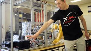 UNL team ready to test robotic capsule in zero gravity | Education |  journalstar.com