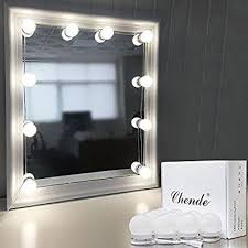 chende hollywood style led vanity