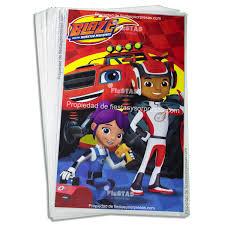 Bolsas Para Sorpresa Blaze And The Monster Machines Paquete X 20