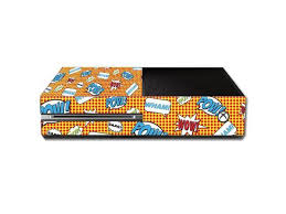 Skin Decal Wrap For Microsoft Xbox One Console Sticker Pop Art Newegg Com