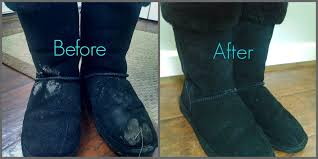 how to fix leather and suede boots