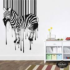 Amazon Com African Wall Decal African Wild Pride Animals Home Interior Designs Art Office Home Decoration 38t Home Kitchen