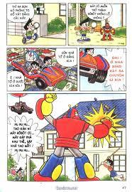 Doraemon màu Chap 22 Next Chap 23 - NetTruyen