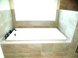 mobile home garden tub faucet plumbing