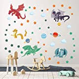 Amazon Com Roommates How To Train Your Dragon The Hidden World Peel And Stick Wall Decals Home Improvement