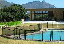 Protect A Child Removable Pool Fencing Www Protectachild Co Za