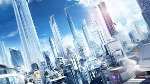mirror s edge catalyst city of glass