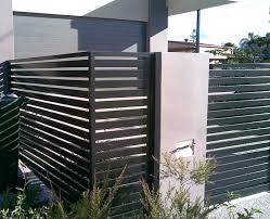 Residential Fence Privacy Fence Panels Metal Fencing Nz