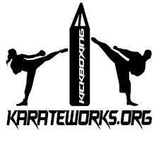Kickboxing Car Window Decal Karate Works