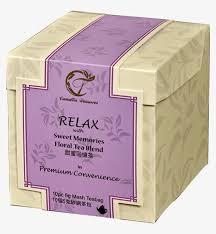 sweet memories tea box free