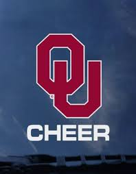 Ou Cheer Auto Decal Balfour Of Norman