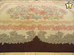 MM-330 – Priscilla Turner Hooked Wool Rug – David Tiftickjian & Sons