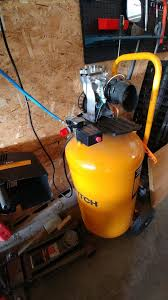air compressor intake silencer solution