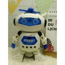 Mua Đồ chơi Robot Thông Minh Biết Nhảy Và Hát Xoay 360 Độ chỉ ...