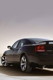 black dodge charger iphone wallpaper